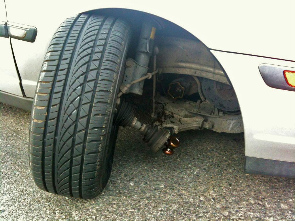 Can Bad Struts Make Car Pull